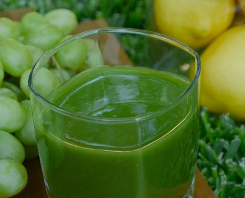 Retete limonada raw vegan
